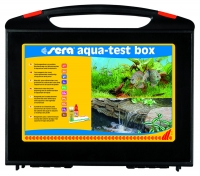 sera aqua-test box Testkoffer 9 Wassertests