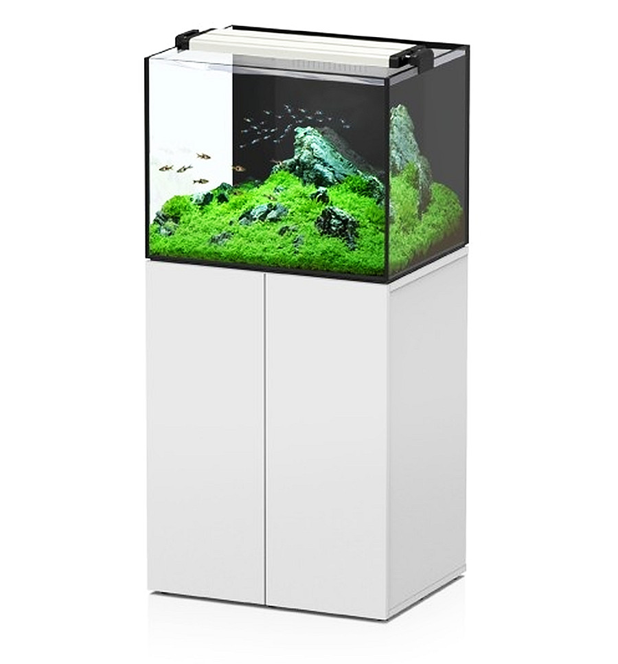 aquatlantis aquaview 65 aquarium schrank wei. Black Bedroom Furniture Sets. Home Design Ideas