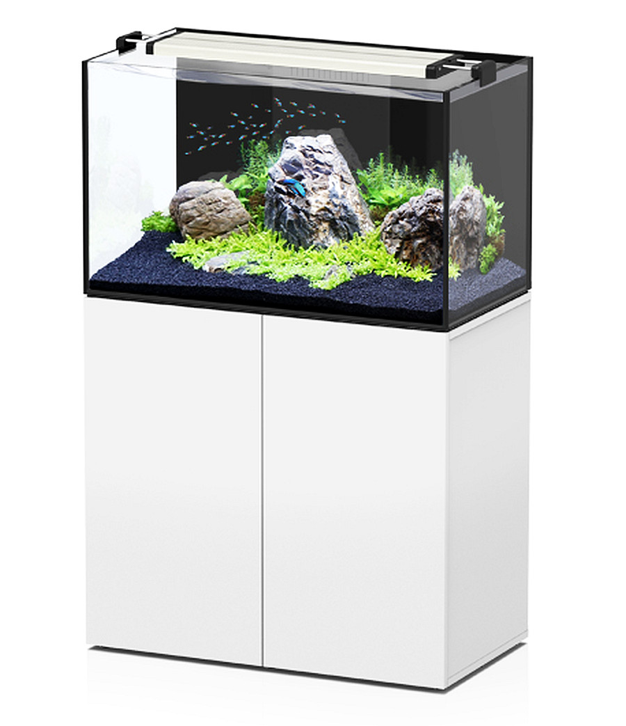 aquatlantis aquaview 92 aquarium schrank wei. Black Bedroom Furniture Sets. Home Design Ideas