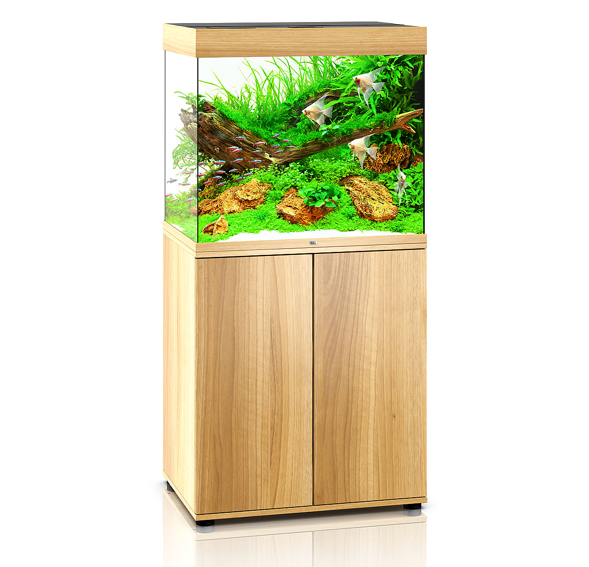 juwel aquarium unterschrank sbx lido 200 helles holz. Black Bedroom Furniture Sets. Home Design Ideas