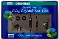 Dennerle CO2-Zugabe-Set Crystal-Set 125
