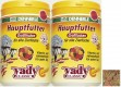 Dennerle Yady Classic Flockenfutter 2x1 Liter Sparpack