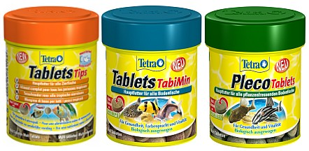 Tetra Tablets Tips Pleco TabiMin